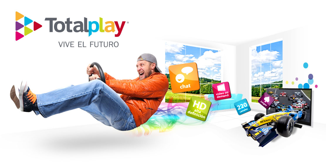 Total Play Sitio WEB + Landings